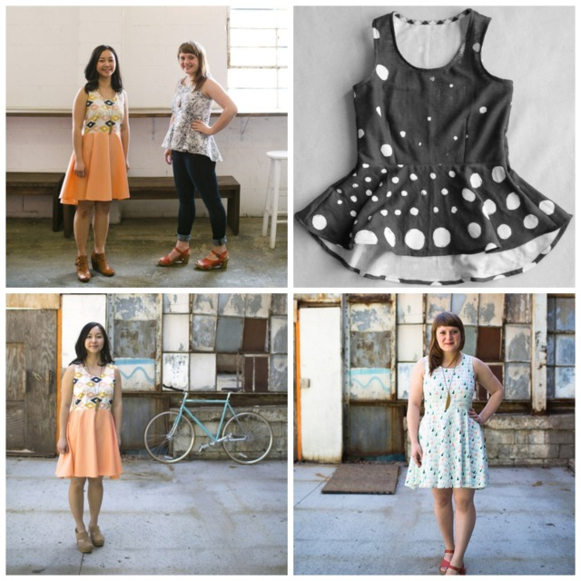 April Rhodes Sewing Patterns
