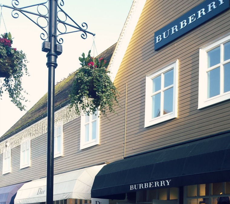Burberry at Bicester Village