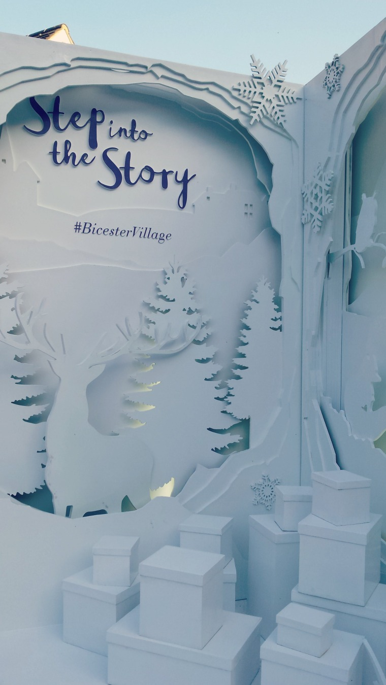 Christmas at Bicester Village
