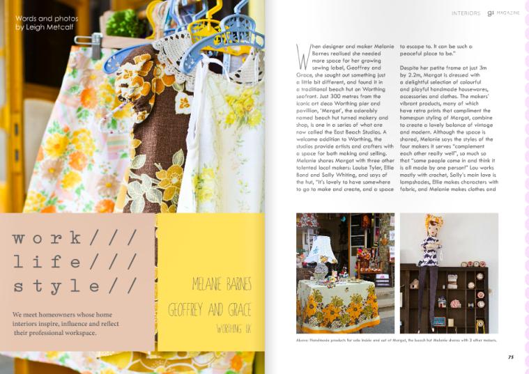 91 Magazine Interiors Magazine