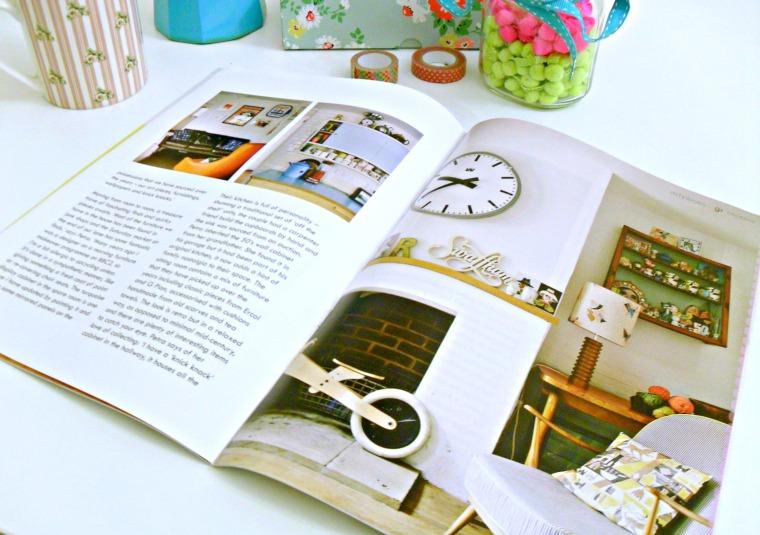 91 Magazine Interiors