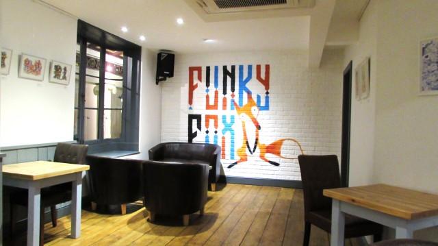 Crazy Fox Cafe Bristol