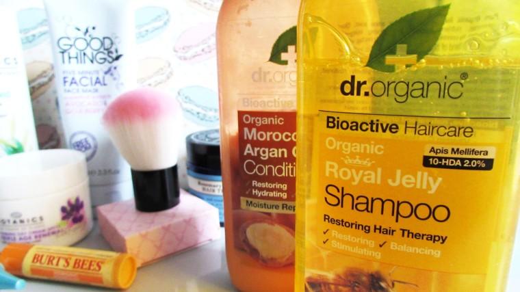 Dr Organics Haircare