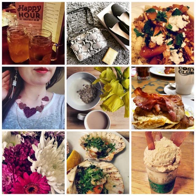 February on Instagram