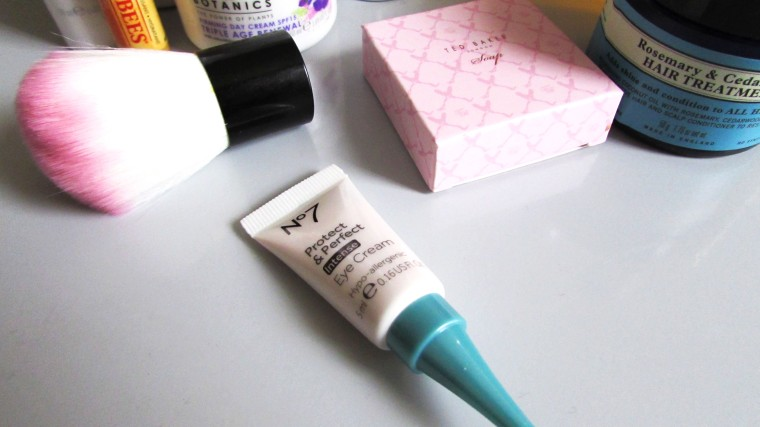 Protect and Perfect Eye Cream