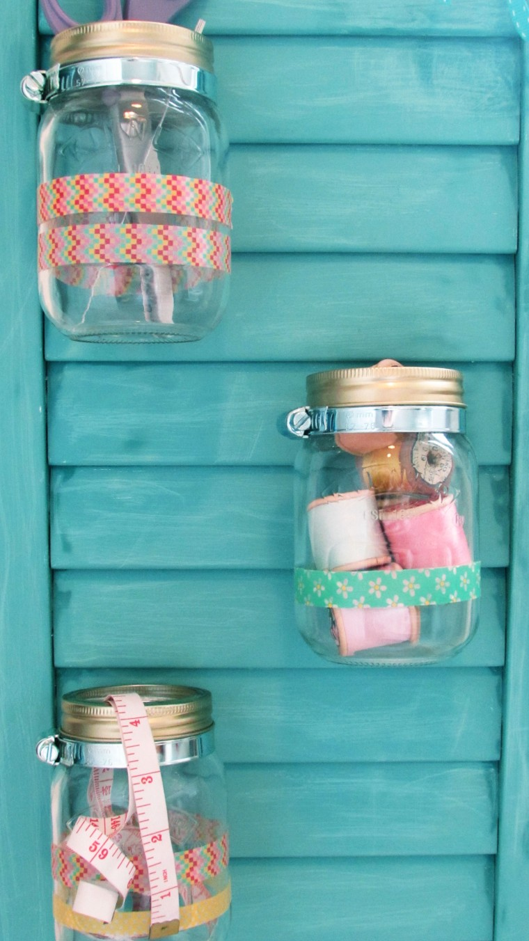Cute Sewing Storage