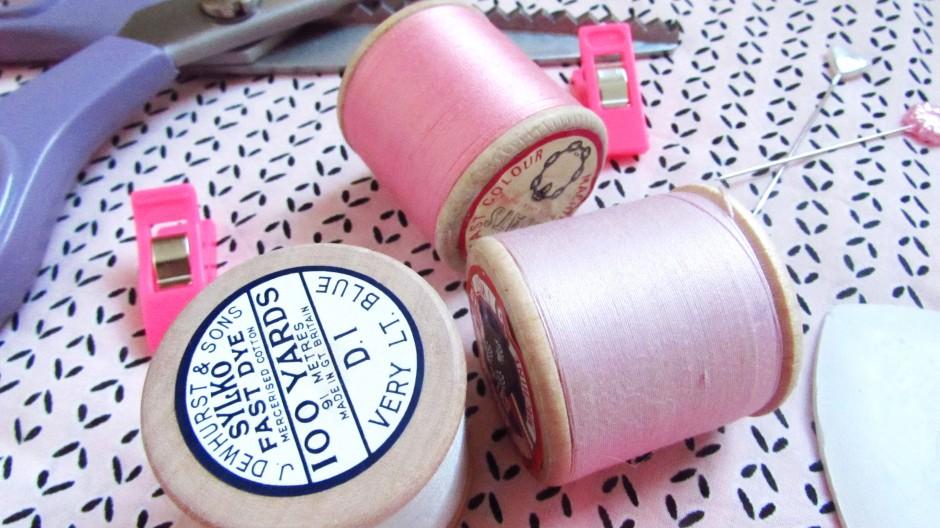 Vintage Spools