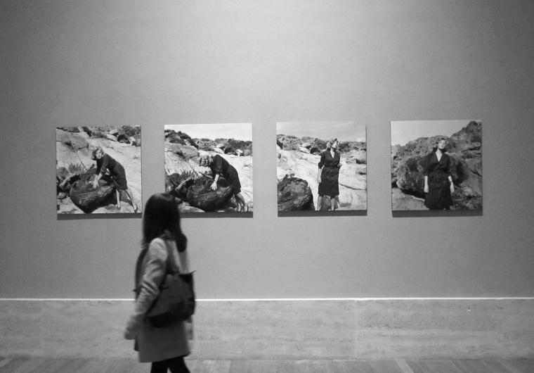 Modern art in Rome