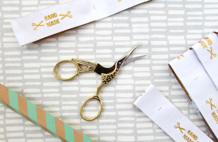 Prym stork scissors