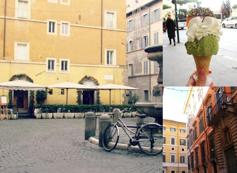 Wandering in Rome